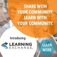 Share your knowledge and expertise with your peers. Explore the Learning Exchange today.