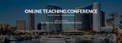 Image for Online Teaching Conference