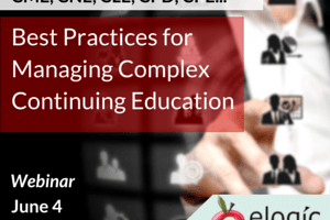 Image for Free Webinar: Best Practices for Managing Complex Continuing Education