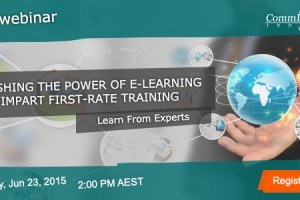 Image for Free Live Webinar: Unleashing The Power Of E-learning To Impart First-rate Training