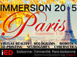 Image for IMMERSION 2015