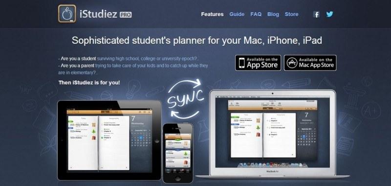 Istudies Screenshot