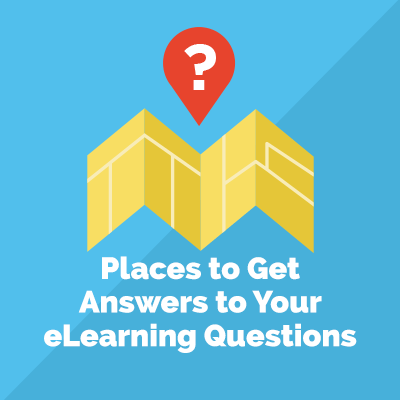 5 Places To Get Answers To Your eLearning Questions