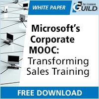 Microsoft's Corporate MOOC: Transforming Training to Increase Seller Engagement