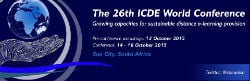 Image for 26th ICDE World Conference