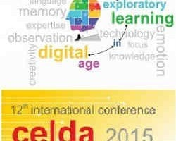 Image for CELDA 2015
