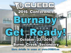 Image for CUEBC 2015