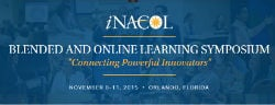 2015 iNACOL Blended and Online Symposium