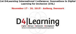 Image for D4Learning 2015