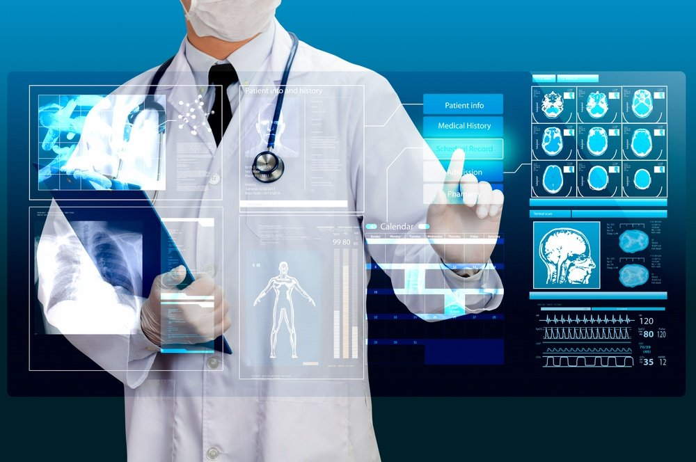 technology in the healthcare industry and