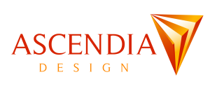 Ascendia Design logo