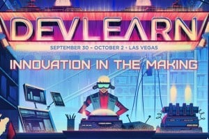 Image for What Happens In (DevLearn) Vegas Gets Blogged About