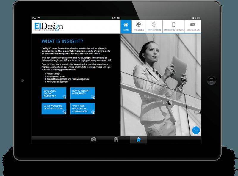 EI Design Performance Support Tools