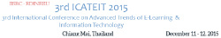 Image for ICATEIT 2015