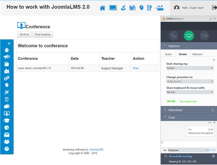JoomlaLMS - eLearning Industry