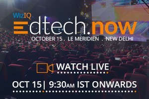 Image for WizIQ Edtech.Now - A Premier Education Technology Conclave