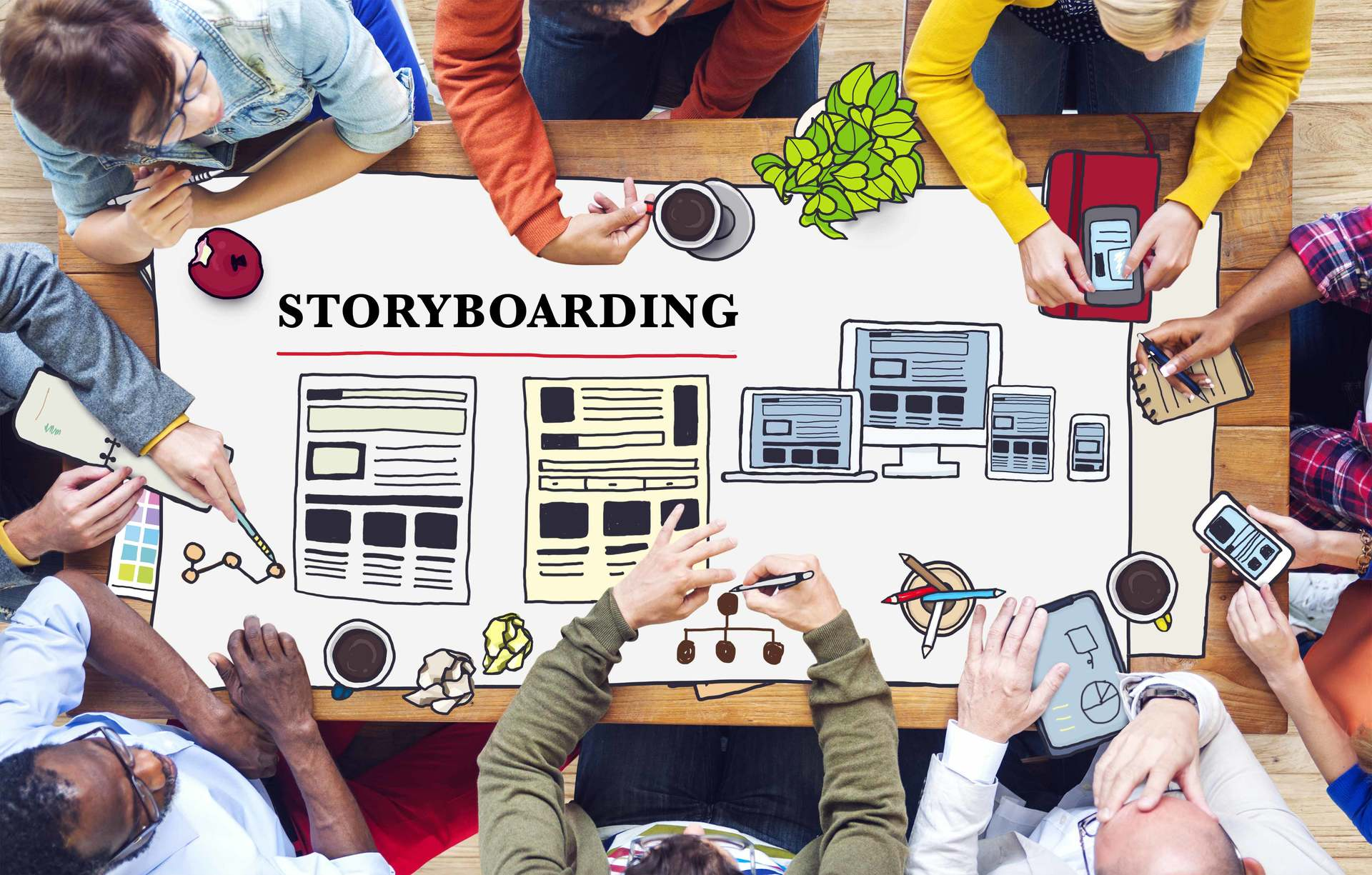 Storyboarding Is A Total Waste Of Time Elearning Industry