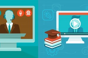 Synchronous vs Asynchronous Learning: Can You Tell the Difference?