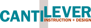 Cantilever Instruction+Design logo