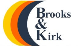 Brooks and Kirk logo