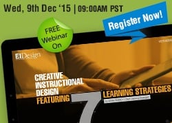 Image for Creative Instructional Design - 7 Learning Strategies You Can Use (Featuring Live Demos)