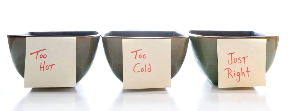 The Goldilocks Principle Ιn eLearning
