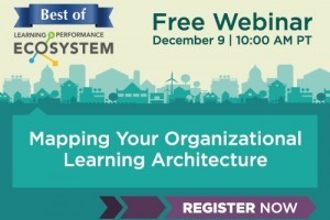 Image for Free Webinar: Mapping Your Organizational Learning Architecture