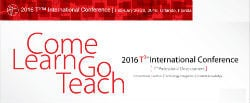 2016 T³ International Conference