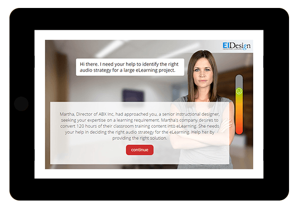 EI Design Webinar Example 3