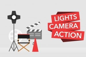 Training Videos: Lights, Camera, Action... Let's Review!