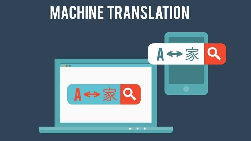 translation machine to