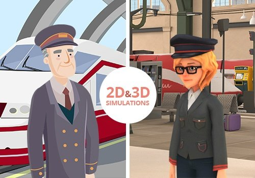 6 Tips To Create An Efficient Training Simulation With ITyStudio