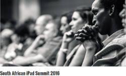 South African iPad Summit 2016