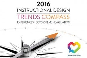 2016 Instructional Design Trends Compass: Experiences, Ecosystems, Evaluations. Oh My!