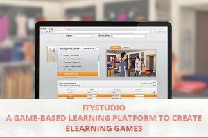 ITyStudio: A Game-Based Learning Platform To Create eLearning Games