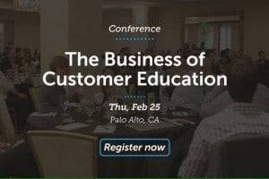 Image for The Business Of Customer Education Conference