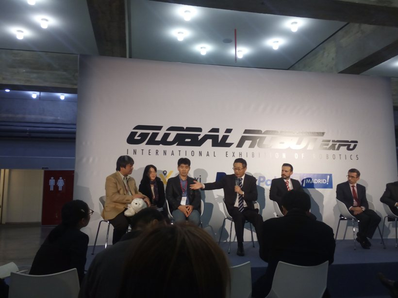 Global Robot Expo: Educational Robots, From Emotional Robots To Early Child Programming