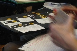 Gamifying Instructional Design With Learning Battle Cards