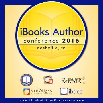 2016 iBooks Author Conference
