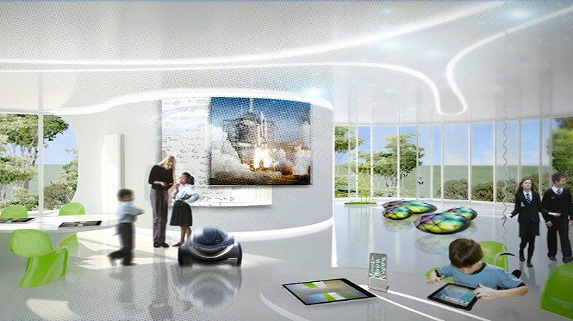 Virtual Classroom Architecture Design ~ Changes that will shape the classroom of future