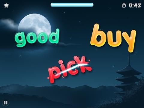 Sigh Words Ninja App Corrective Feedback Paradigm