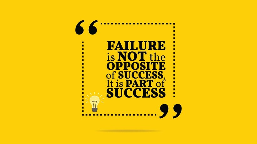 The Power Of Failure And The Corrective Feedback Paradigm