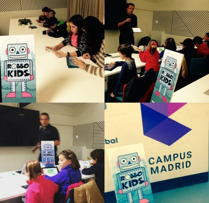 Technology, Programming, And Robotics For Kids In Spain
