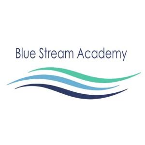 Blue Stream Academy logo