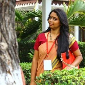 Photo of Debjani Chakraborty