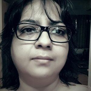 Photo of Sahana Chattopadhyay