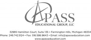 A Pass Educational Group, LLC Logo