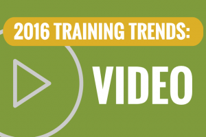 2016 Training Trends: Video