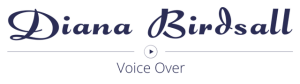 Diana Birdsall eLearning Voice Talent logo