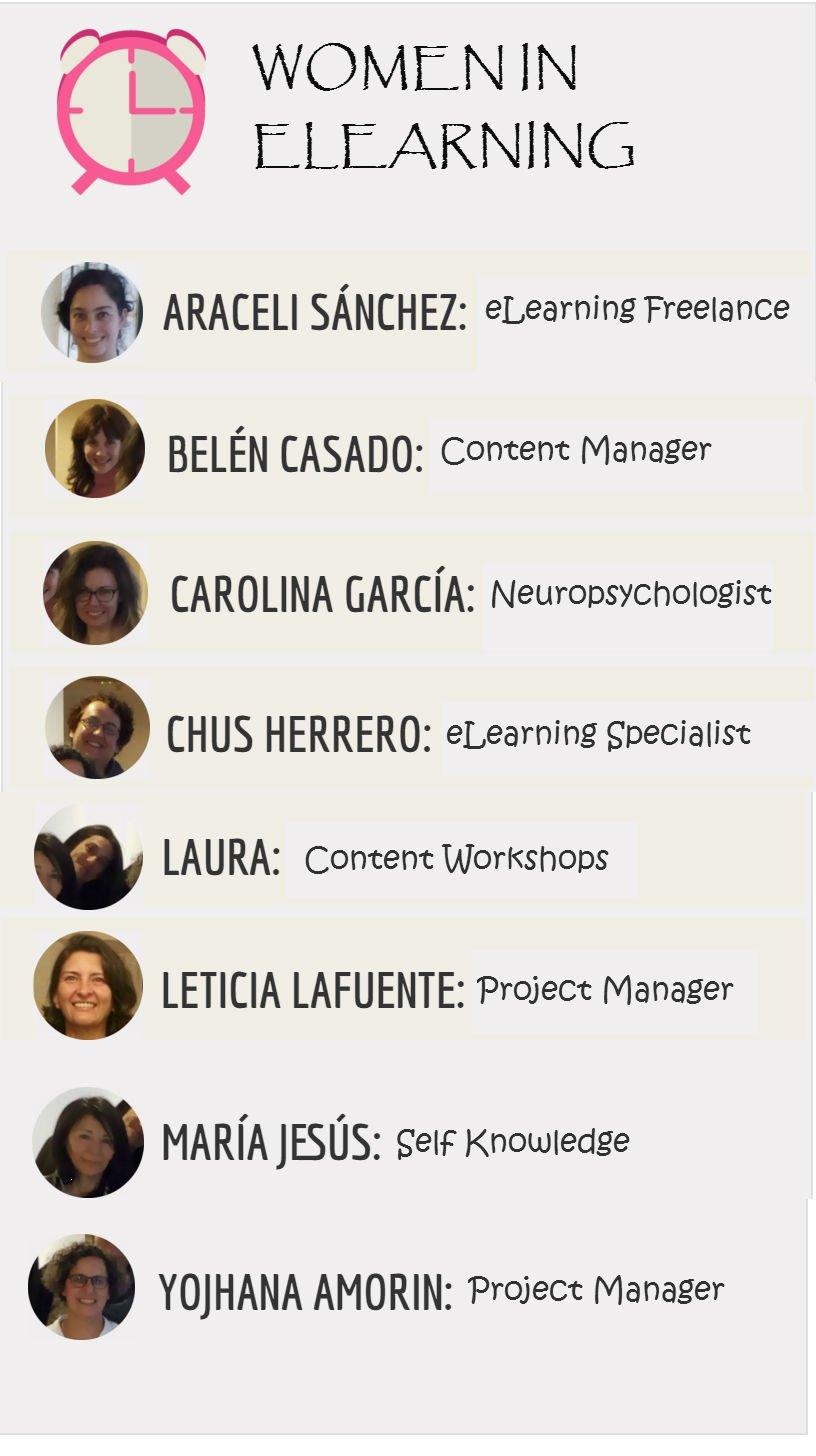 Women in eLearning